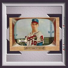1955 Bowman BOB BUHL #43 NM-MT *awesome card for your set* M40C