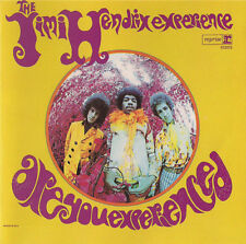 JIMI HENDRIX EXPERIENCE: Are You Experience CD Collectible VG Condition No Date