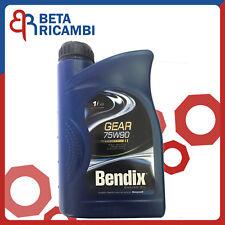 Olio Cambio manuale 75W90 Differenziale Trasmissioni 100% Sintetico Bendix