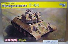 Dragon 1/35: 6599 Flakpanzer T-34 (Beutepanzer), Deutsche Wehrmacht