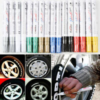 Universal Waterproof Permanent Paint Marker Pen Car Tyre Tire Tread Rubber Hot