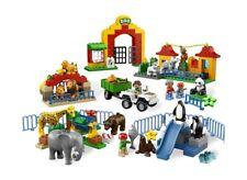 LEGO 6157 - Duplo, Town: Zoo - Big Zoo - 2012 - NO BOX / MANUAL