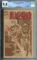 Hellstorm Prince of Lies# 1 CGC 9.8 WP