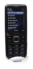 Nokia 6700 Classic Black Russian Bulgarian Keypad SWAP ORIGINAL UNLOCKED