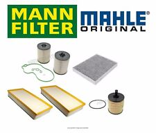 NEW Volkswagen Touareg TDI 4.9L V10 2004 Fuel Oil Air and Cabin Air Filters Kit