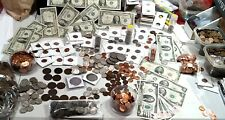 Vintage US Coins & Currency Collection Lot of 70 Old Coins & 1 SilverCertificate