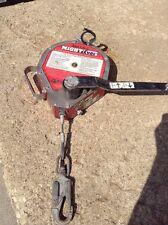 Miller MR50GB/50FT MightEvac Self-Retracting Lifeline Emergency Rescue