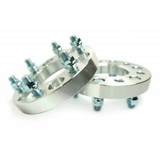 2 Pcs Wheel Spacers 6X5.5 To 6X5.5 | 108 CB | 12X1.5 | 25MM 1 Inch For GMC Lexus