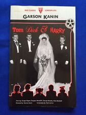 TOM DICK & HARRY - 1ST. ED. SIGNED BY ACTORS  BURGESS MEREDITH AND GEORGE MURPHY