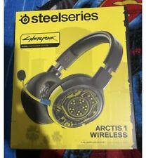 Steelseries Arctis 1 Wireless Cyberpunk 2077 Headset BRAND NEW FACTORY SEALED