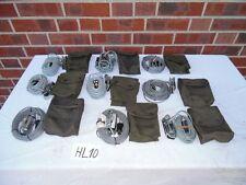 1x Taschenlampe Handlampe Lampe ca. 7m  + Tasche  ex Bundeswehr(HL10)
