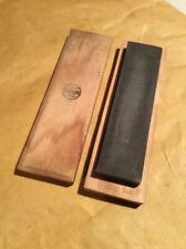 EMIR Sharpening Stone / oil stone boxed