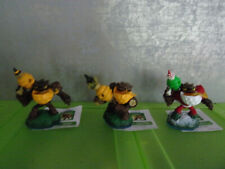 Skylanders SWAP FORCE  3 x Bumble Blast , mit LIGHTCORE + JOLLY  -  Neu