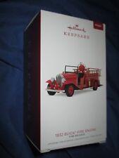 1932 BUICK FIRE ENGINE Hallmark/Keepsake 2018 Christmas Ornament ~Fire Brigade