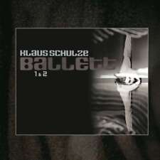 Schulze Klaus - Ballett 1 & 2 NEW CD