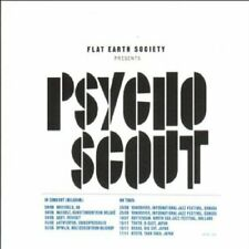Flat Earth Society-Psycho Scout CD NEW