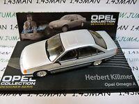 OPE124R 1/43 IXO designer serie OPEL collection : OMEGA A H.Killmer
