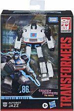 Transformers | Studio Series 86-01 | Deluxe Class | Autobot Jazz | Action Figure