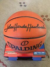 "Boston Celtics John Havlicek Signed Basketball w/ ""Hondo"" Insc. PSA COA  ITP"