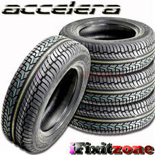 4 Accelera Iota 265/50R20 112V All Season Ultra High Performance Tires 265/50/20