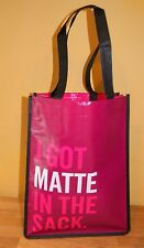 "NEW~~Bare ESCENTUALS Bare Minerals~~""I Got Matte in the Sack"" Tote Bag"