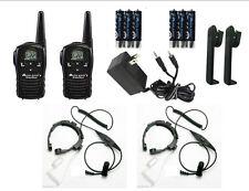 WALKIE TALKIE MIDLAND LXT118  26KM + 2 LARINGOFONO CON VOX + CONVERTITORE 220V