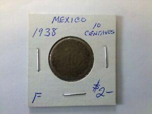 Mexico 1938 10  Centavos