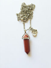Jasper Red Costume Necklaces & Pendants