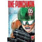 ONE PUNCH MAN 5 one-punch - PLANET MANGA PANINI - NUOVO