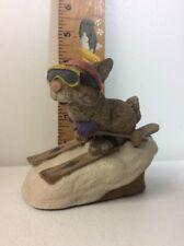 Tom Clark Tim Wolfe Gnomes Ski Bunny #17 1997