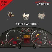 Audi A4 S4 RS4 B5 8D Zeiger Nadeln Ausfall Reparatur Tacho Kombiinstrument