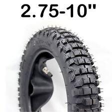 2.75-10 Inch Tyre 3.00-10 Tube Honda CRF50 XR50 Yamaha TTR50 Dirt Pit Trail Bike