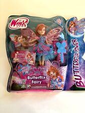Winx Butterflix Fairy TV- Bloom