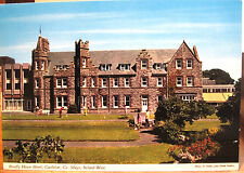 Irish Postcard BREAFFY HOUSE HOTEL Castlebar Mayo Ireland Noble Hinde 1980s 4x6