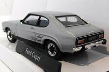 Cararama Cr041 Ford Capri Silver 1 43 Scale