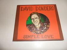 Cd   David Dondero  – Simple Love