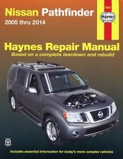 Nissan Pathfinder Repair Manual (Haynes): 2005-2014 #72037