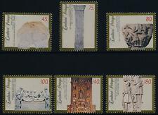 Portugal 2001-6 MNH Art, Sculpture