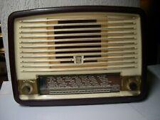 VINTAGE POSTE RADIO A LAMPES RADIOLA