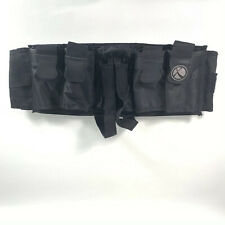 4+1 Deluxe Velcro Paintball Pod Holder Waist Harness
