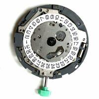 For MIYOTA OS10 Durable Quartz Watch Movement Date At 3' Watch Repair Parts 1PCS