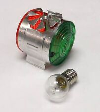 394-37 Lionel Pin Type Rotary Beacon Top for Beacon Tower with Dimpled Bulb