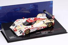 Lola B10/60 LMP1 #13 24h LeMans 2010 Boulion / Belicchi / Smith 1:43 Ixo