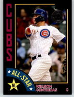 2019 Topps Series 2 1984 All-Star #84AS-WC Black /299 WILLSON CONTRERAS Cubs