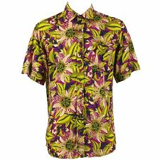 Synthetic Regular Fit Casual Shirts & Tops for Men