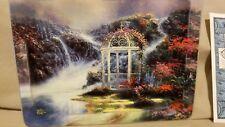 Thomas Kinkade Hidden Arbor Plate 1999 #2165A