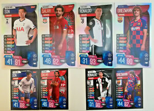 MATCH ATTAX 2019/20 19/20 EXCLUSIVE OVERSIZE CARDS, XL CARDS