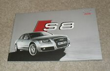 Audi S8 Brochure 2006 - 5.2 FSI Quattro