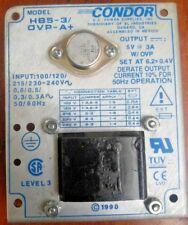 Condor Power Supply Model HB5-3/OVP-A+