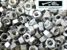 3/8-16 Finished Hex Nuts Hot Dipped Galvanized 500 Pieces